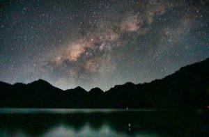 Segara Anak Lake, West Nusa Tenggara