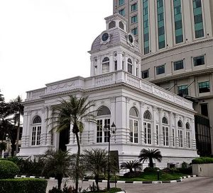 Old Medan City Hall