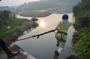 Rajamandala Rope Jumping