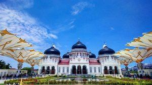 Baiturrahman Grand Mosque, Aceh