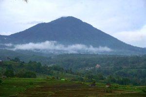 Batukaru Mountain