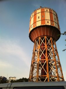 Tirtanadi Water Tower