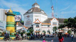 Medan Old Town