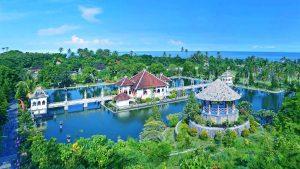 Ujung Water Palace Park