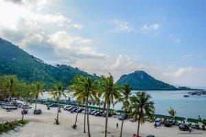 Sari Ringgung Beach, Lampung