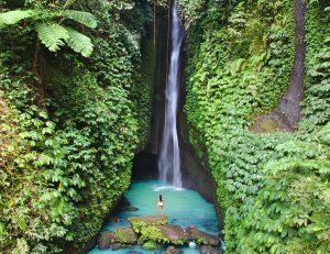 Leke-leke Waterfall