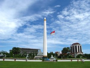 Heroes Monument, Surabaya