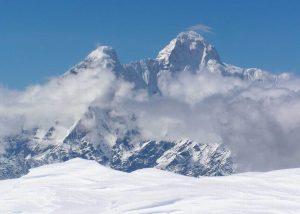 Jayawijaya Mountain
