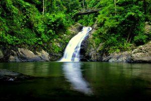 Bulan Waterfall
