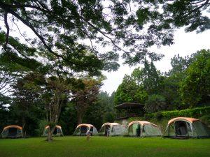 Tanakita Camping Ground
