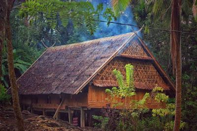 Karampuang Traditional House