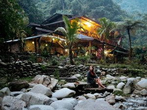 Spending a peaceful night in Bukit Lawang