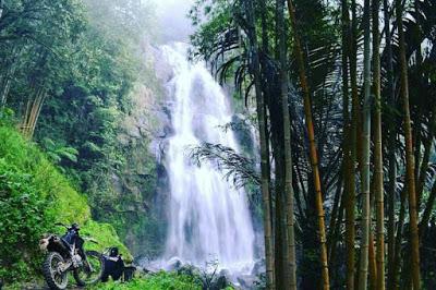 Barania Waterfall