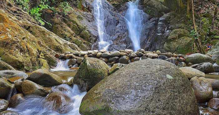 Latupa Waterfall
