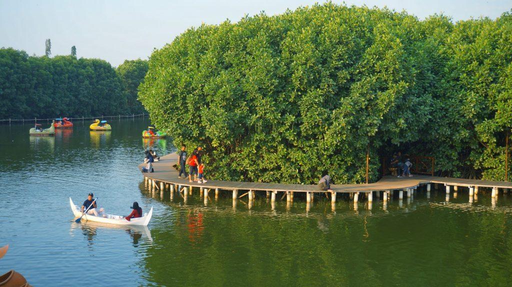 Mangrove Maerokoco Semarang