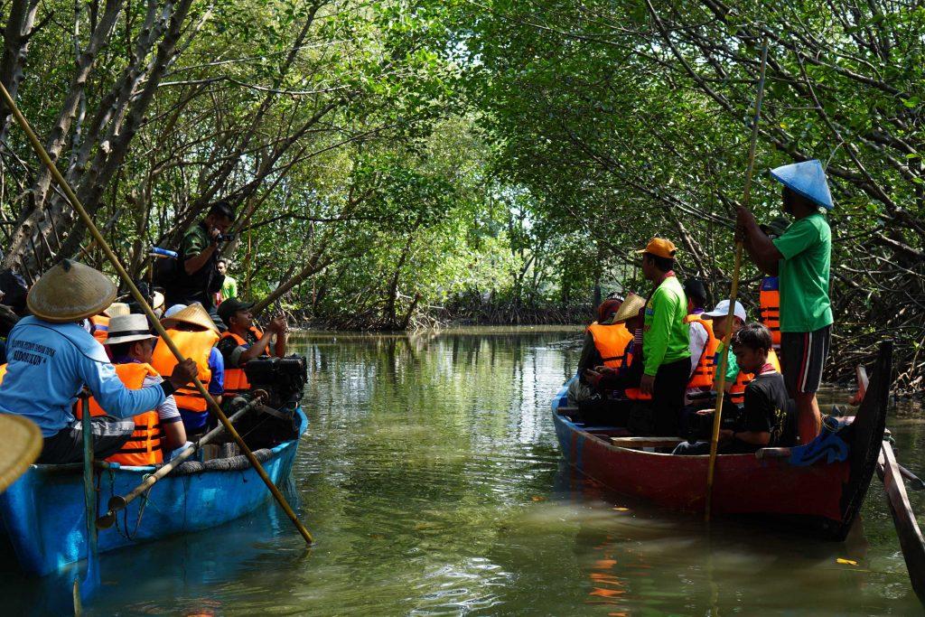Mangrove Tapak Semarang