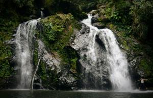 Terujak Waterfall