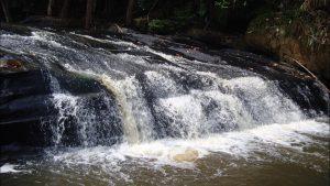 Kedang Ipil Waterfall
