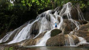 Bibijilan Waterfall