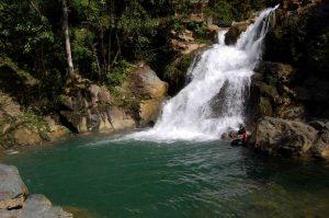 Lae Gecih Waterfall