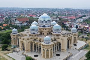 Lhokseumawe Islamic Centre