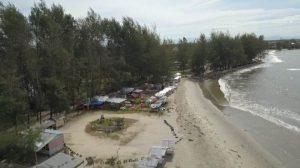 Pulo Sarok Beach