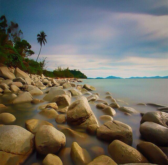 Kura kura beach