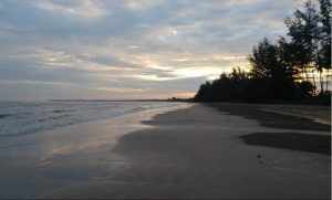Ambalat Beach