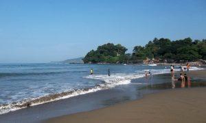 Karang Sari Beach