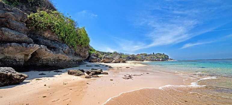 Sawangan Beach