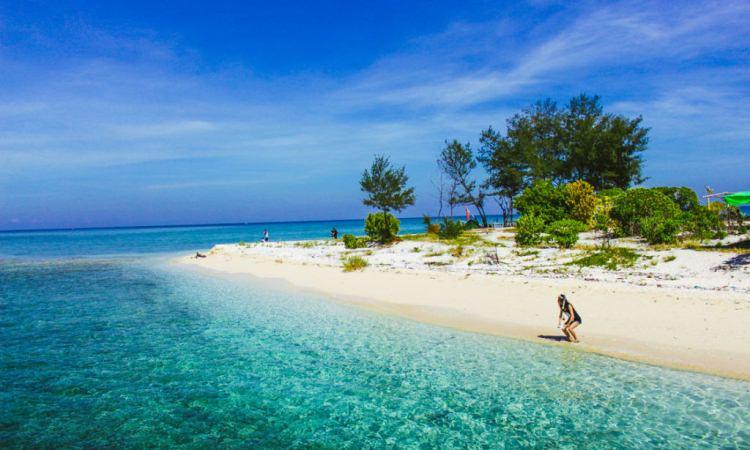 Kodingareng Keke Island, Makassar