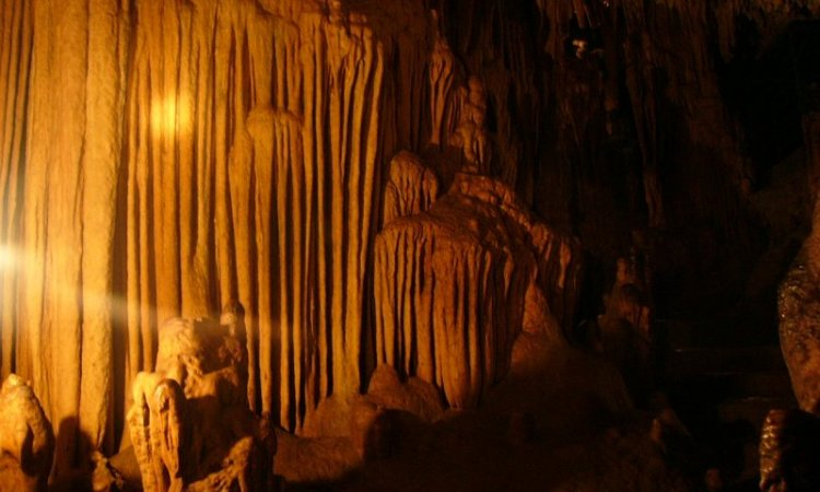 Gunung Wangi Cave