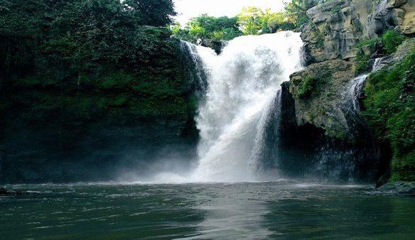 Waterfalls in Gianyar