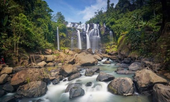 Waterfall in Lampung