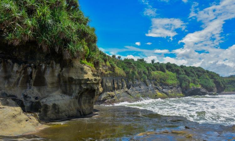 Karang Tepas Beach