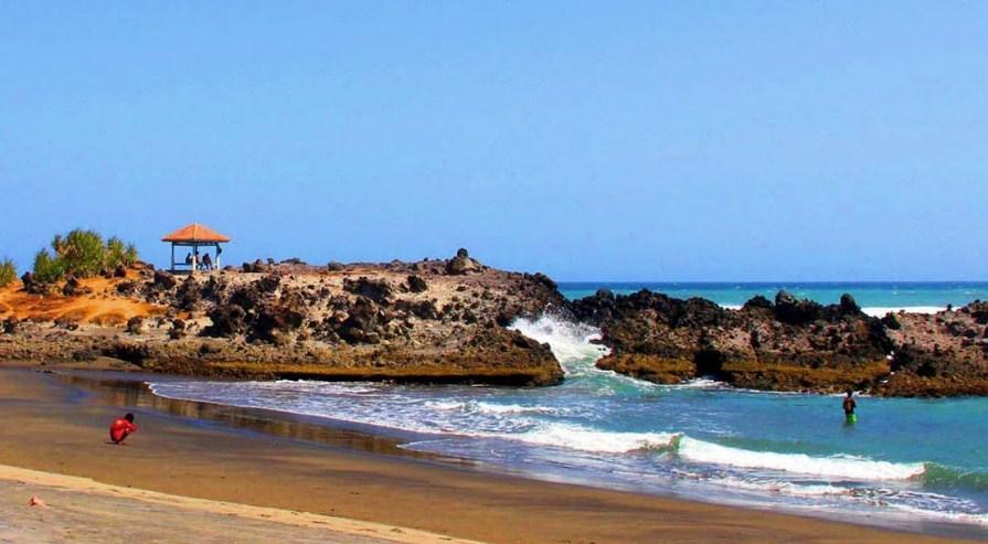 Karang Paranje Beach