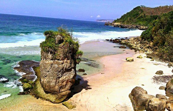 Beaches in Tulungagung