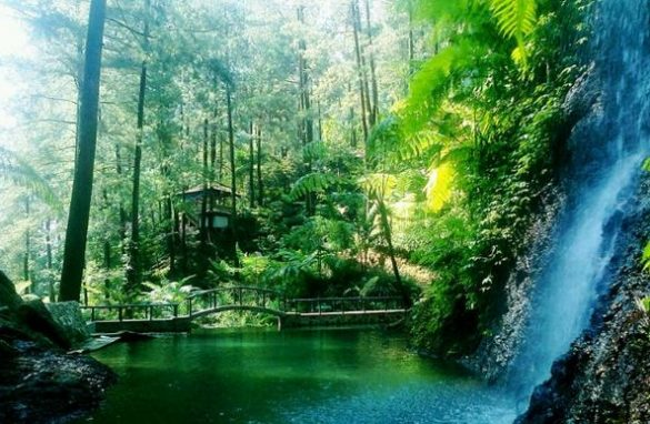 Waterfall in Majalengka