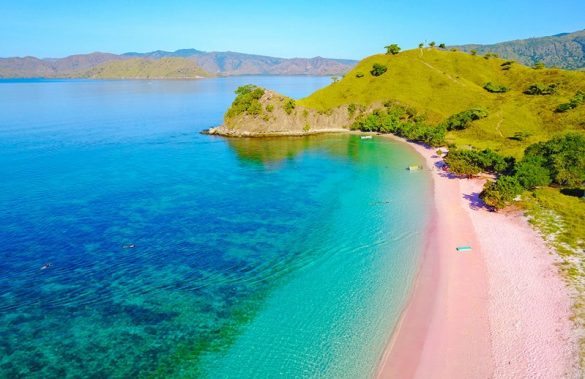Beaches in Flores