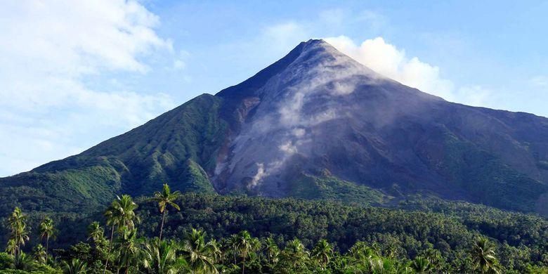 Mount Karangetang
