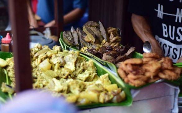 Street Foods in Bogor