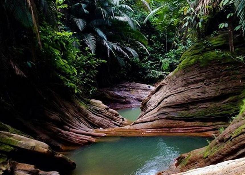 Sianak Waterfall (Photo by Wisatasia)