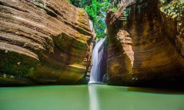 waterfall in yogyakarta