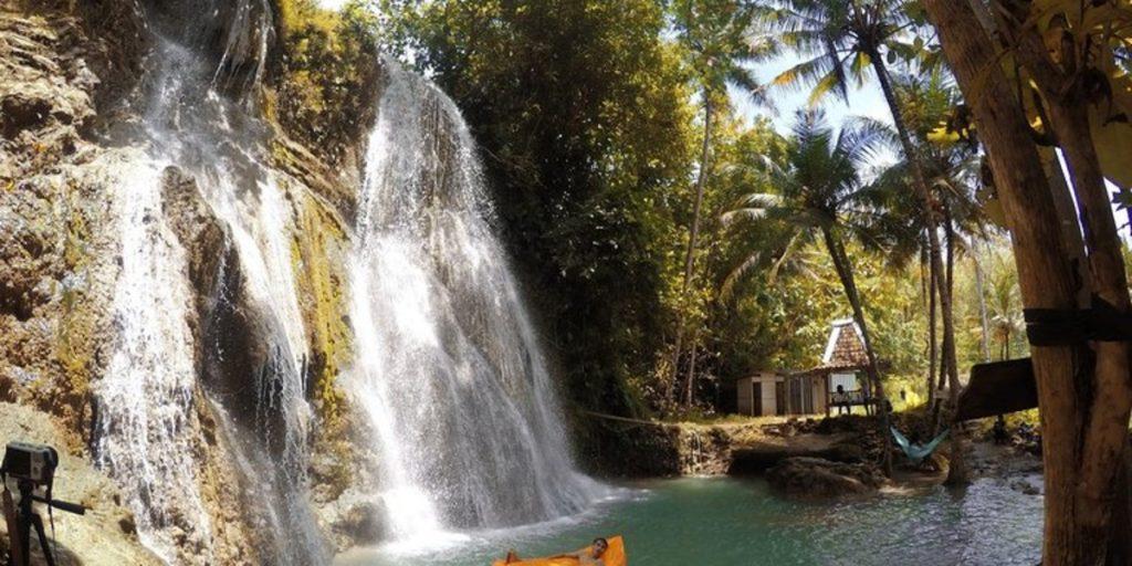 Randusari Waterfall