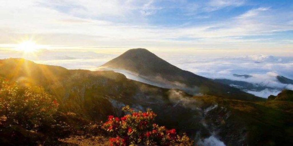 Mount Gede Pangrango