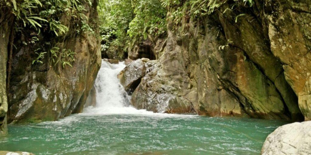 Leuwi Hejo Waterfall