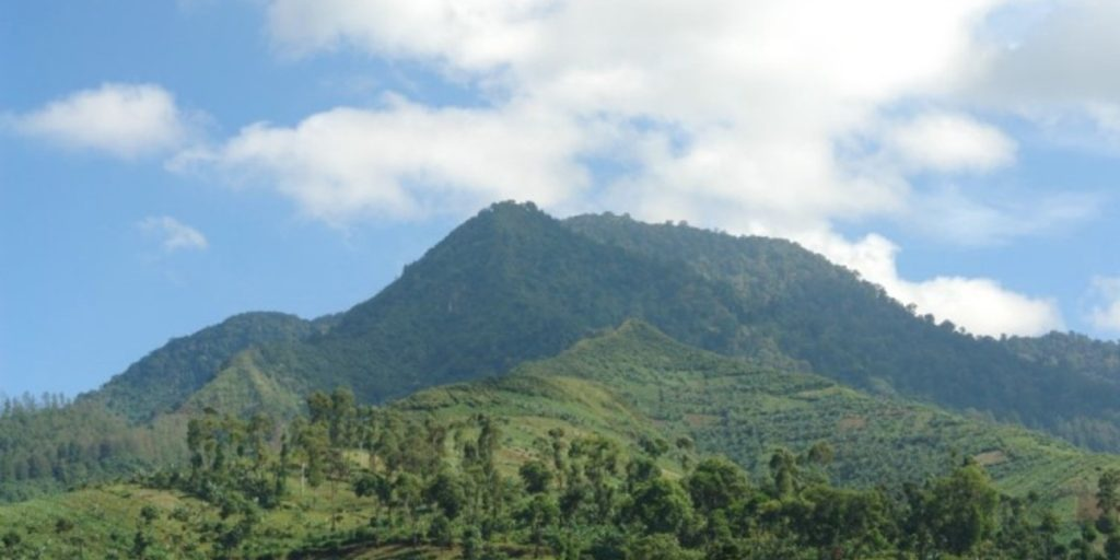 Mount Manglayang