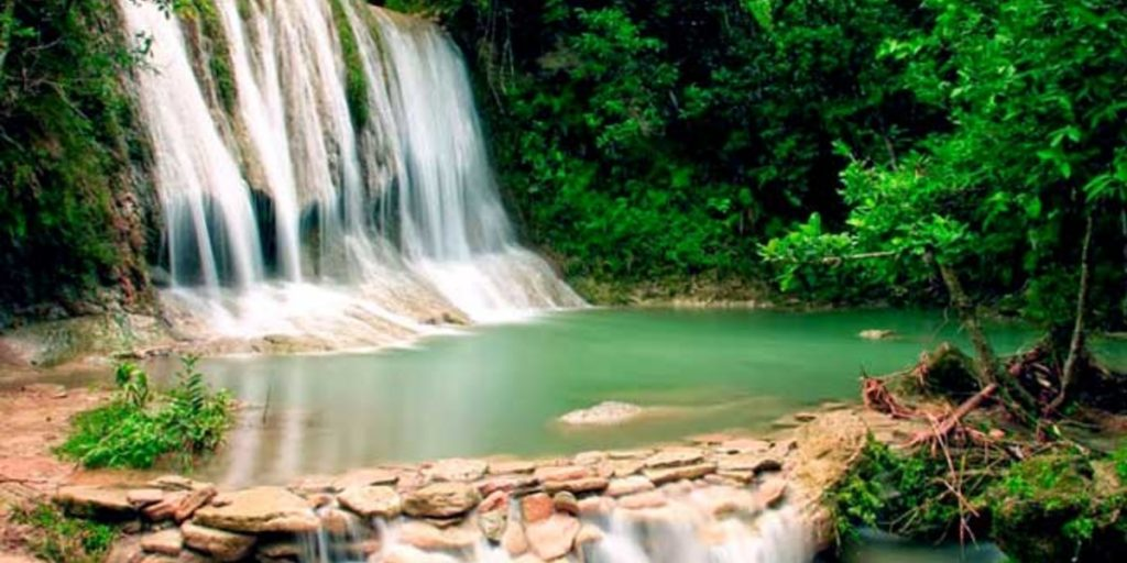 Pulosari Waterfall