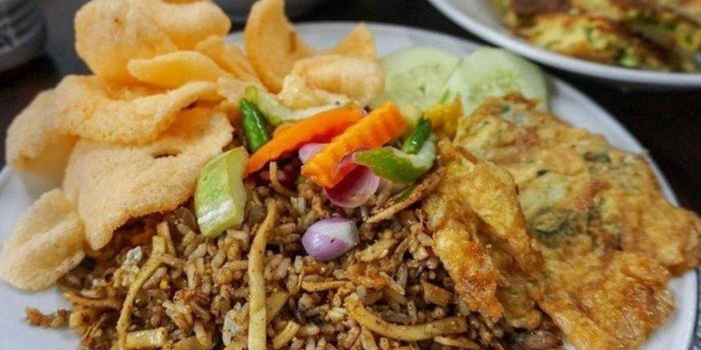 Kebuli Fried Rice Apjay
