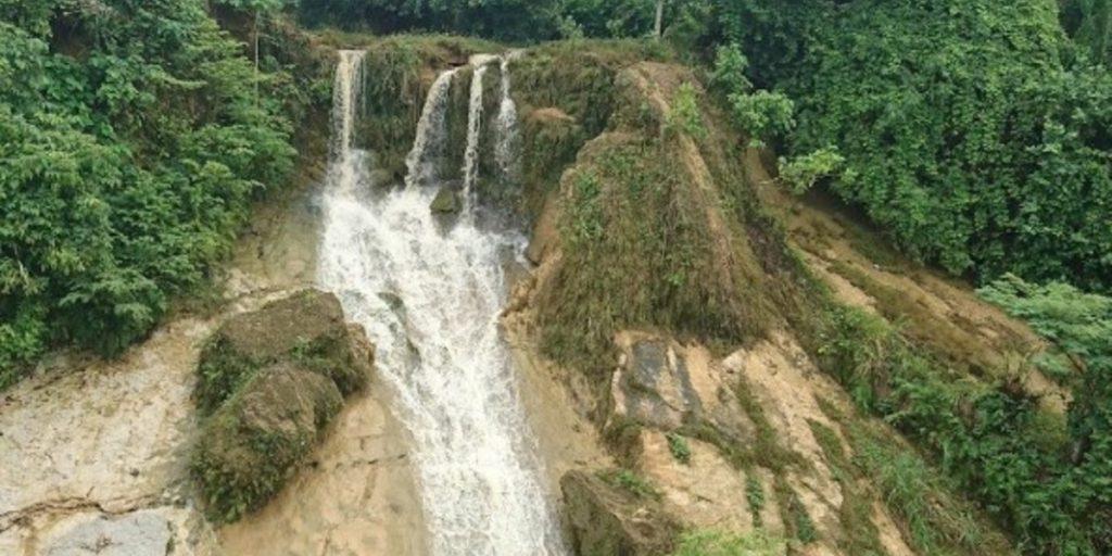 Wukiharjo Waterfall